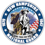 The New Hampshire National Guard: Always ready. Always there.