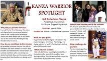 KANZA Warrior Spotlight July 2021