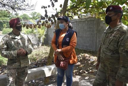 Enduring Promise: JTF-Bravo hosts Global Health Engagement in Honduras