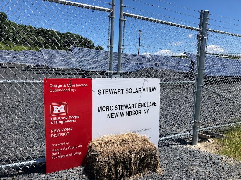 New York District visits Stewart ANGB