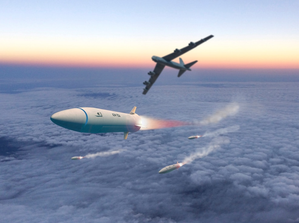 Lockheed Martin's hypersonic Air-launched Rapid Response Weapon (ARRW)