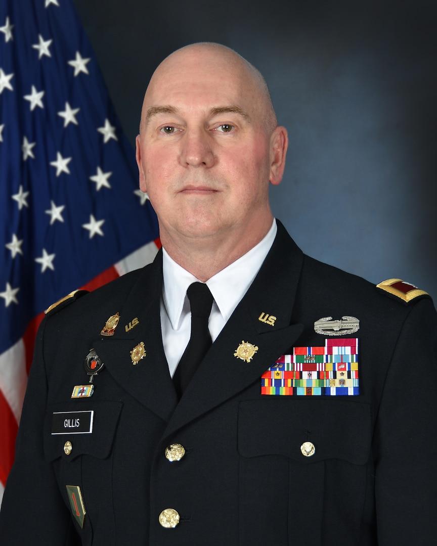 Gillis to lead Va. Army National Guard strategic initiatives