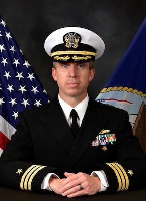 CDR Chad M. Bibler