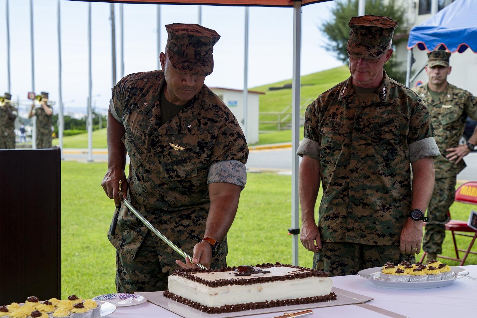 1st Marine Aircraft Celebrates its 80th Anniversary