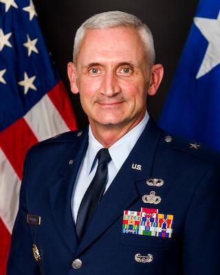 Brig Gen Jeffrey Hurlbert