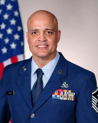 Master Sgt. Jose R. Pagan Jr., 914th Maintenance Squadron, Niagara Falls Air Reserve Station, New York, official portrait