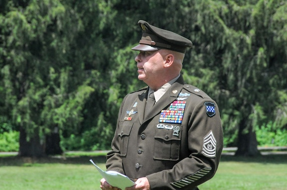 Army Reserve leader honors forefather's legacy during July 4 celebration