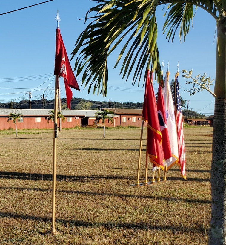 412th TEC Soldiers move building supplies during annual exercise