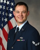 Official Photo of A1C James Nufer
