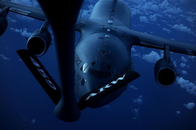 C-17 Globemaster III  (U.S. Air Force photo/Master Sgt. Jeremy Lock)