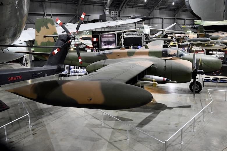 Douglas B-26K Counter Invader