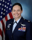Lt. Col. Annie K. Driscoll is the Commander, 368th Recruiting Squadron, headquartered at Hill Air Force Base, Utah.