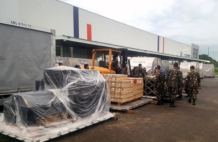 U.S. Delivers Php48.5 Million in Weapons and Munitions to AFP