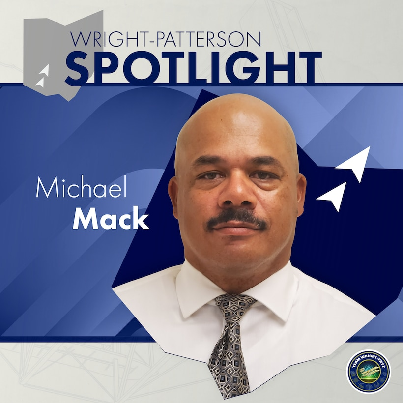 Wright-Patterson Spotlight: Michael Mack