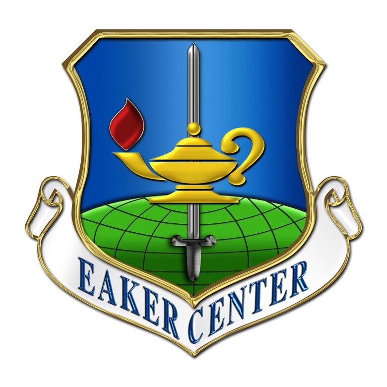 Eaker Center emblem