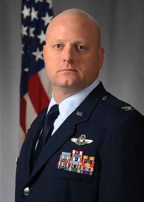 Col. Jason Grandy official photo