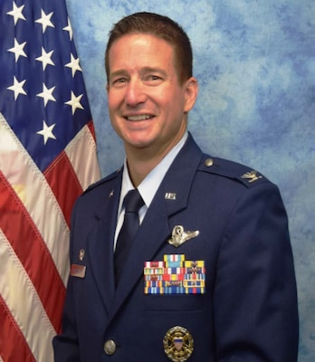 McElvaine, Col Charles - USAF