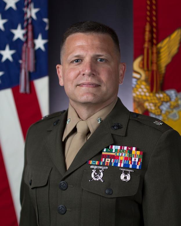 Inspector-Instructor, 4th Law Enforcement Battalion