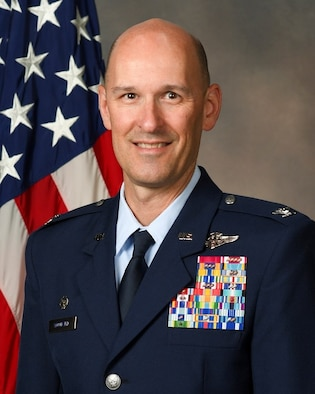 official photo of col woodard