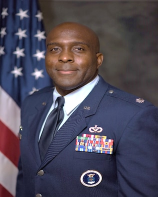 official photo of Lt. Col. Curtis Grantham