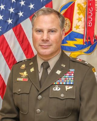 COL Erik C. Johnson