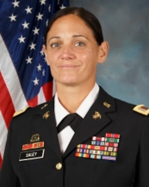 Chief Warrant Officer 5 Jessica Saley