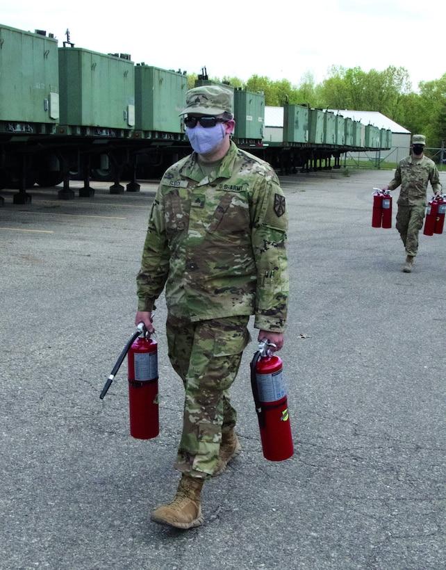 U.S. Army Sgt. Corey Block