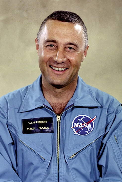 Sixty years ago today Air Force Lt. Col. Virgil 'Gus' Grissom flew a Redstone rocket to become the second American in space.  On July 21, 1961 Grissom piloted 15 minutes, 37 seconds of this suborbital flight, two months after fellow NASA astronaut Navy Lt. Cmdr. Alan Shepard Jr. (NASA photo)