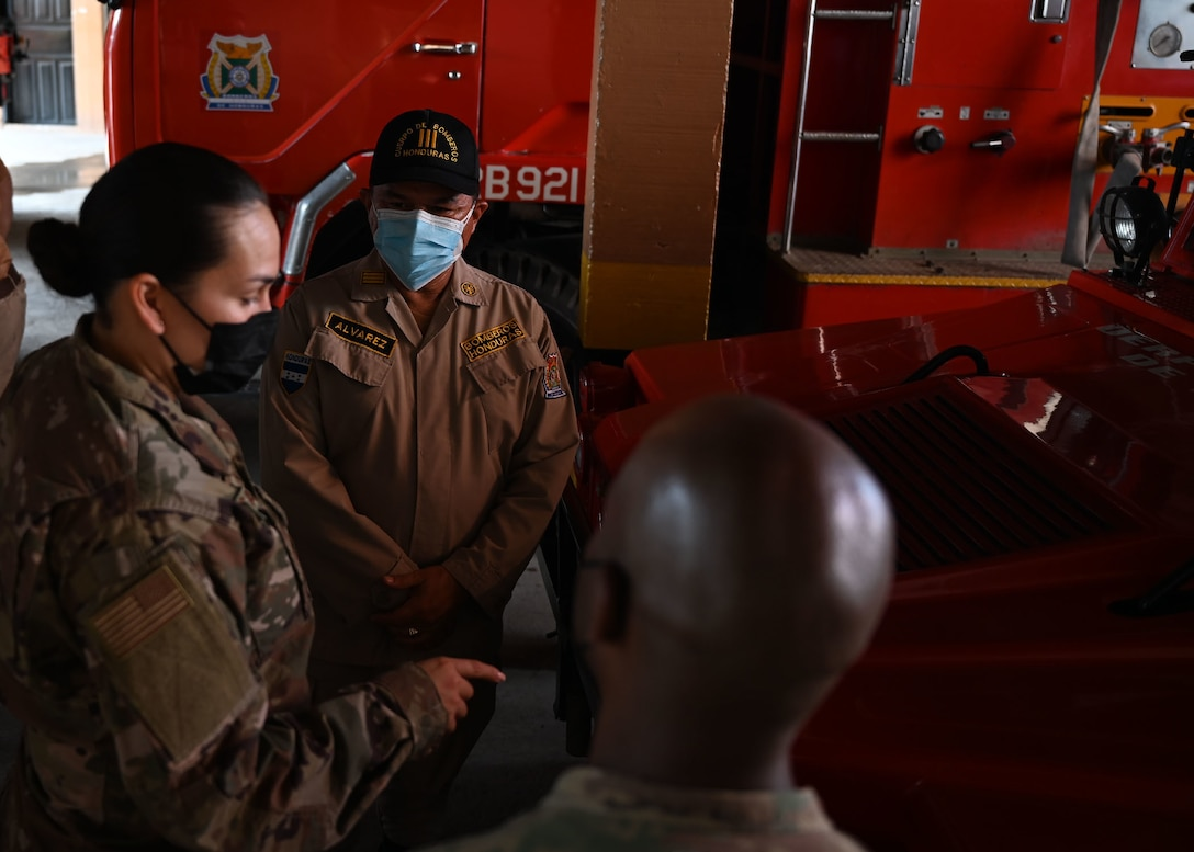 Military engagements like Resolute Sentinel 21 strengthen the longstanding partnership between the U.S. and Honduras.