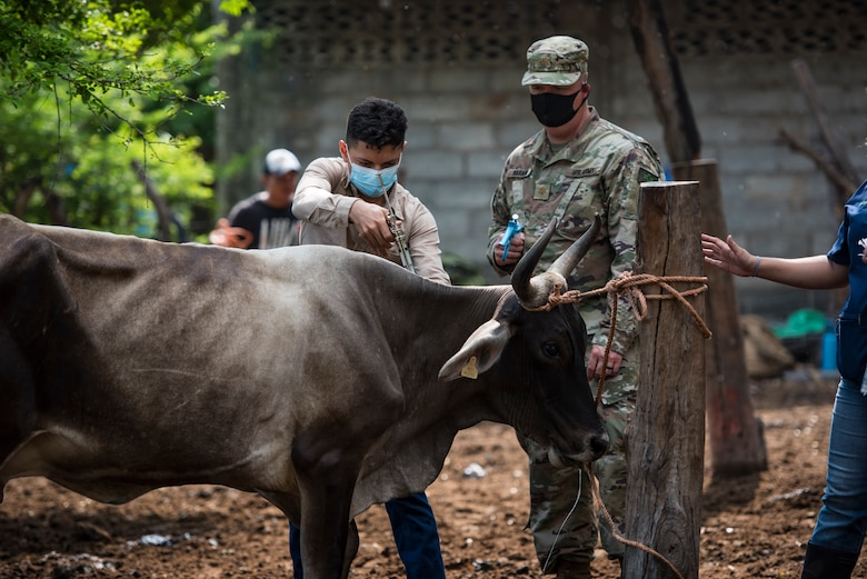 Resolute Sentinel 21 is a training opportunity with real-world benefits to increase JTF-B's medical and operational readiness while helping Salvadoran farmers.