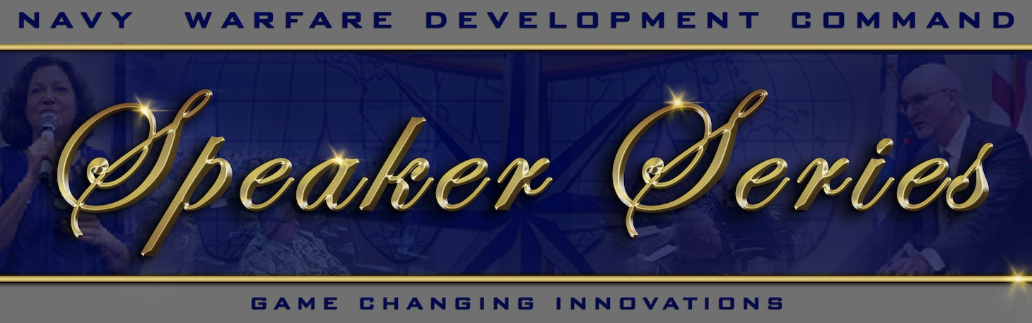 Speaker Series Banner- Game Changing Innovations