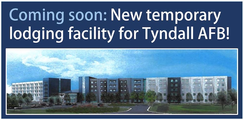 graphic for new TLF at Tyndall AFB