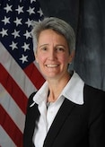 Photo of Stephanie Gass is the Executive Director of Manpower, Personnel and Services, Air Combat Command