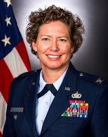 Col. Amy S. Bumgarner, AFOSI Vice Commander.