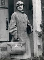 Portrait of Elizebeth Smith Friedman