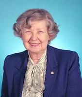 Portrait of Barbara Clark