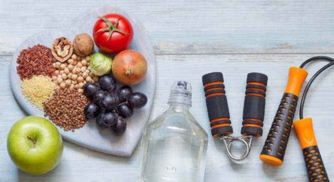 Enjoy a healthy lifestyle while on vacation