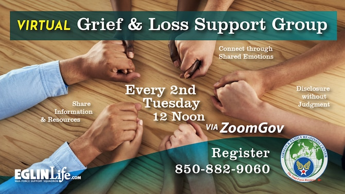 Support available for coping with grief, loss
