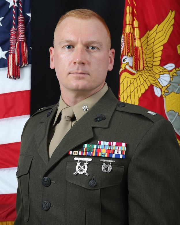 Lieutenant Colonel Kyle P. Hahn