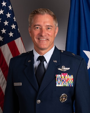 This is the official portrait of Brig. Gen. William W. Whittenberger Jr.