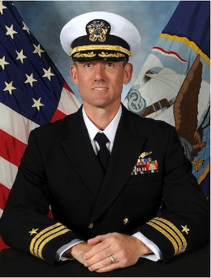 Commander Jamie Delcore