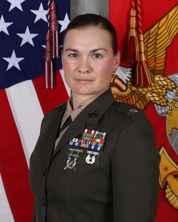 Lieutenant Colonel Bridget N. Bemis