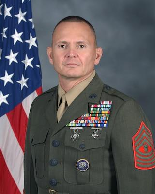 MGySgt Charles C. Baker