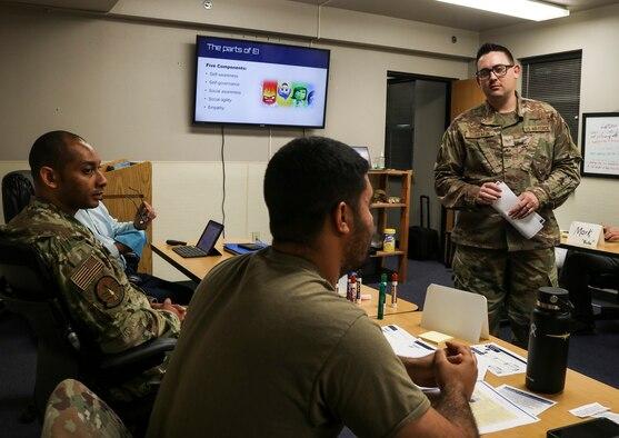 NCO workshop builds communication skills