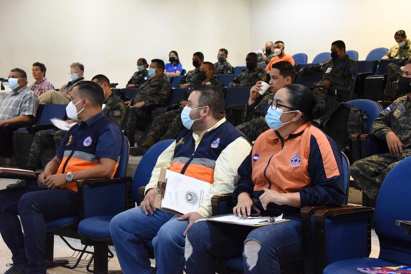 Strengthening partnerships for disaster readiness