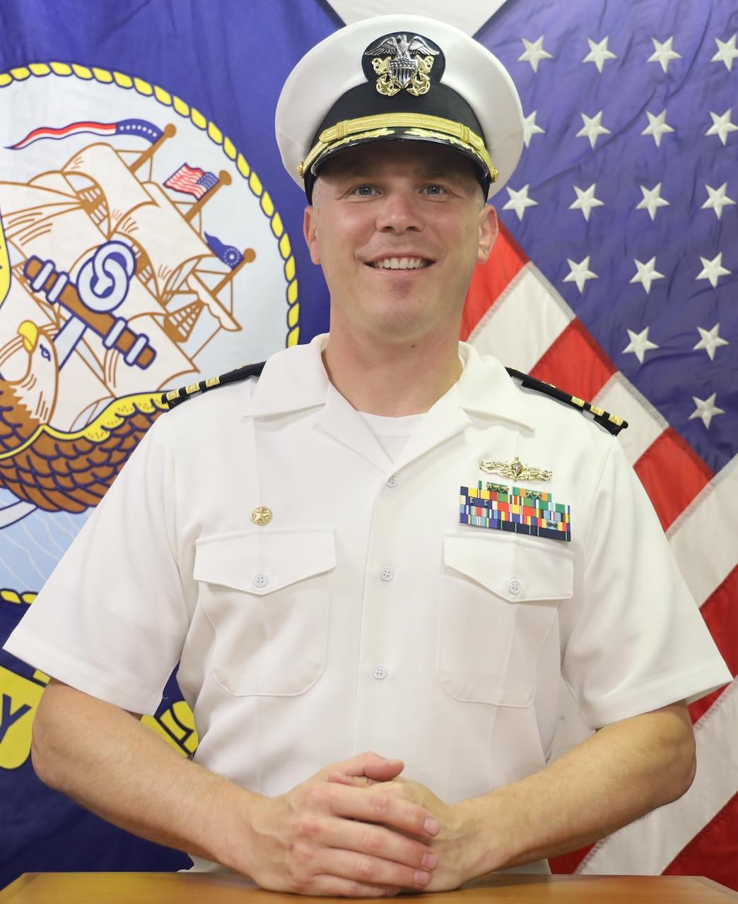 Commander Jason Lautar