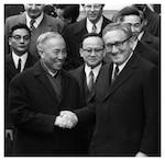 Vietnam Paris Peace Talks