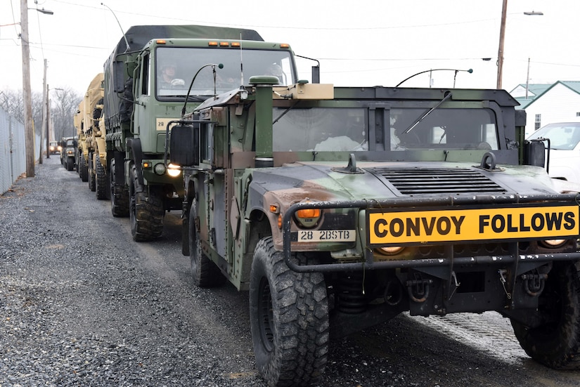 Along with about 7,000 troops across the nation, approximately 1,000 Commonwealth Soldiers and Airmen were tasked with critical inaugural missions, including crowd management, traffic control, emergency services and communication and ceremonial duties.