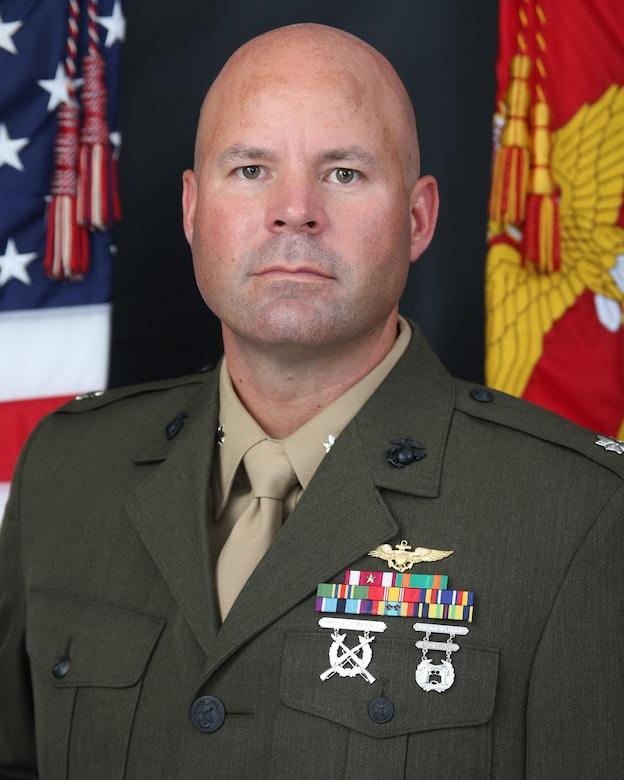 Lieutenant Colonel Aaron J. Harrell