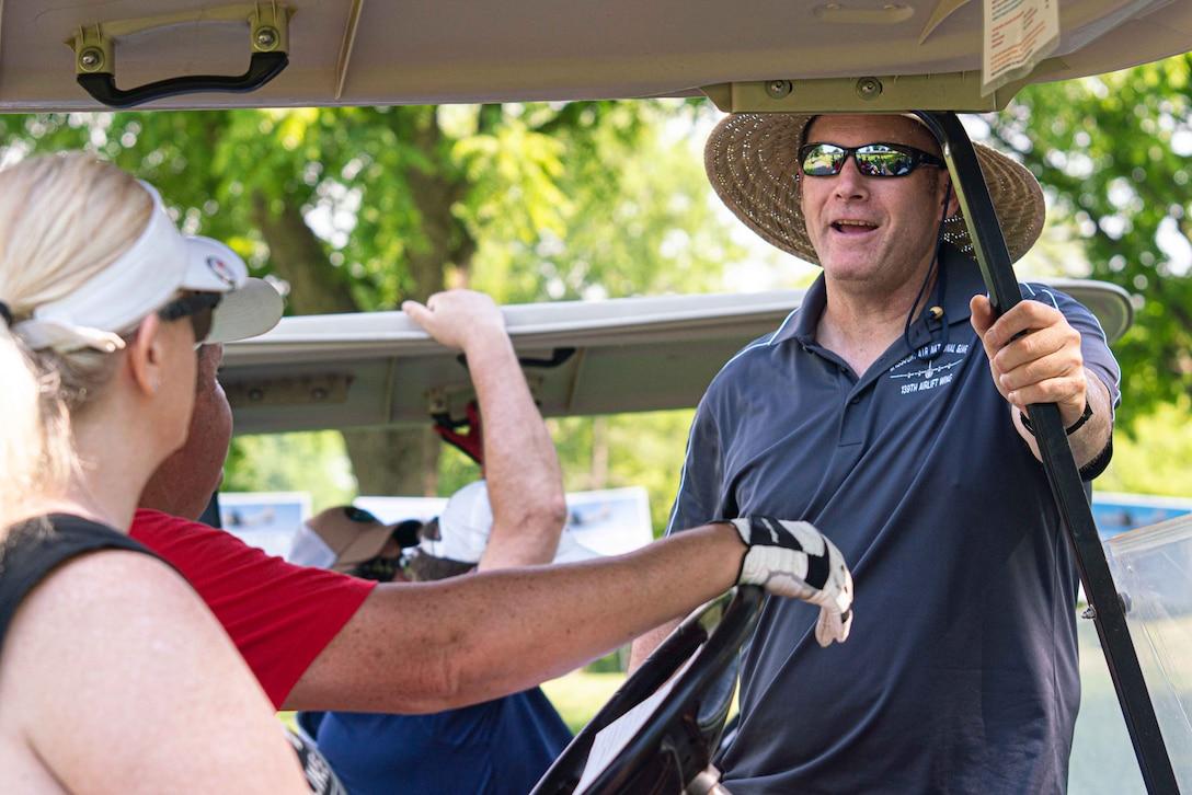 20th Annual Chiefs Association golf tournament